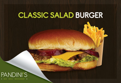 Salad Burger