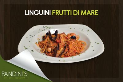 Linguini Frutti di Mare