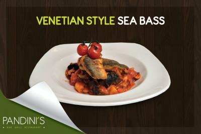 Venetian Style Sea Bass