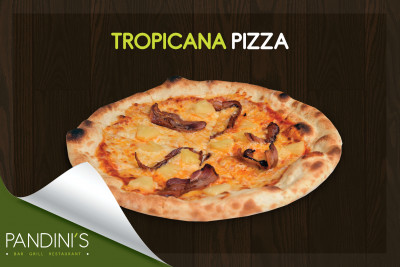 Pizza Tropicana